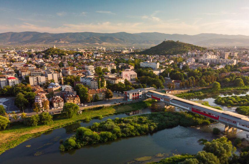 Пловдив през очите на Flying Avocado
