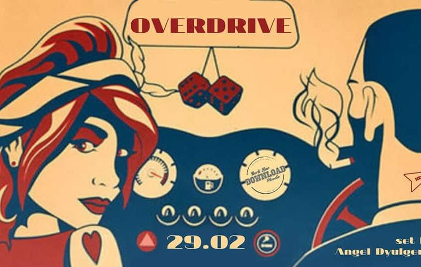 """Overdrive"" – Set by Angel Dyulgerov – Rock Bar Download"
