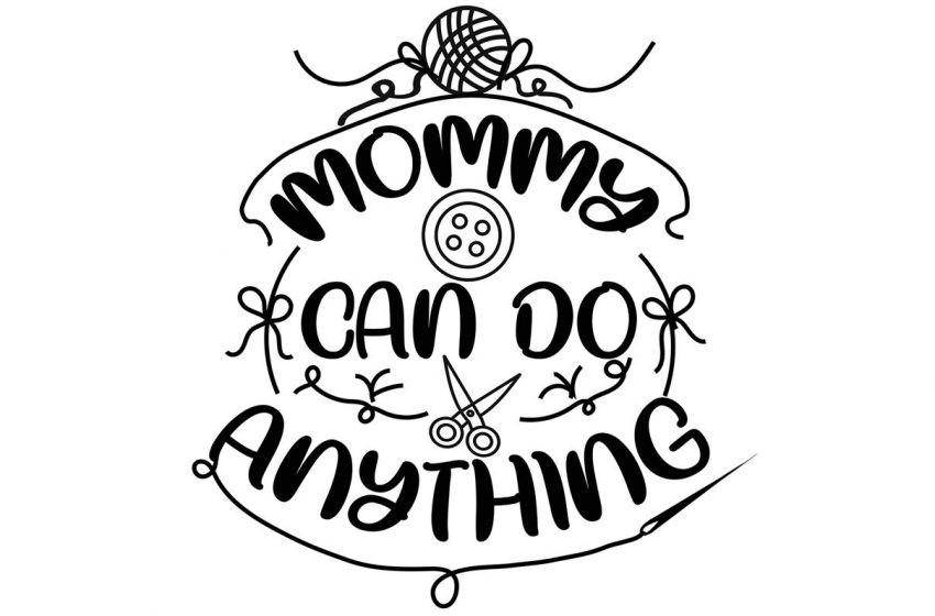 Мама може всичко!