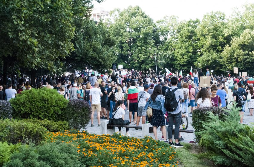Големият протест в Пловдив – 06.08.08