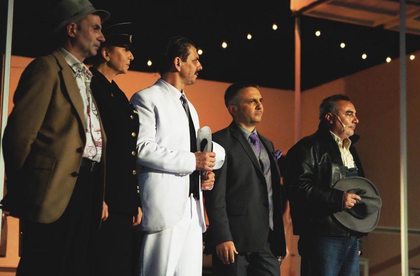 "Academia Iuventus на предпремиерата на ""Закуска в Тифани"""