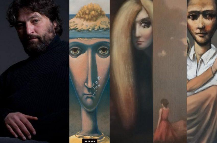 """Тази вечер е откриването на изложбата """"Нещата от живота"""" на Илия Йончев"""