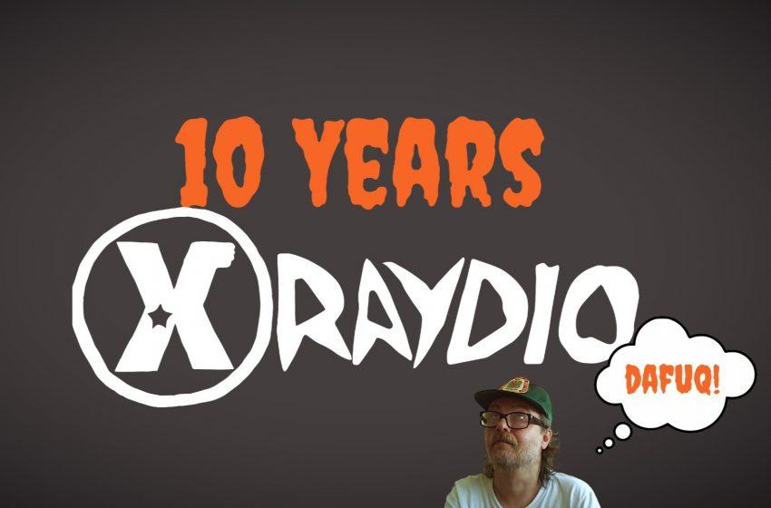 Пловдивското радио XRaydio става на 10 години!